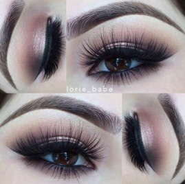 "@lorie_babe wearing our ""LORIE"" lashes"